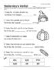 Halloween Fun Pack Speech & Language Worksheets & Activities