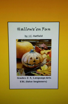 Halloween Fun Writing & Reading Activties