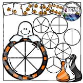 Halloween Games Clipart Bundle