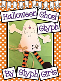 Halloween Ghost Glyph (with Writing Options)