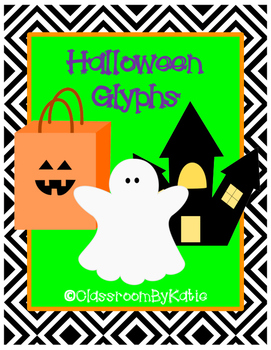 Halloween Glyphs Bundle-Follow the Directions Activity Sheets