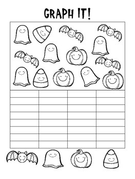 Halloween Graph It!