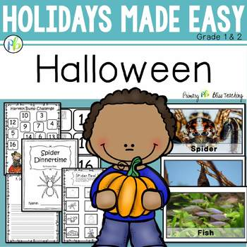 Holidays Made Easy ~ Halloween ~ Common Core Aligned Day o