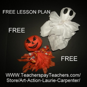 "Halloween Heads-""Easyart"" and Fun!"