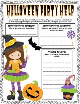 Halloween Help