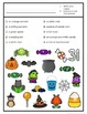 Halloween Game: I Spy adapted with 3 levels