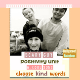 Positivity Interactive Notebook, empowering funny song