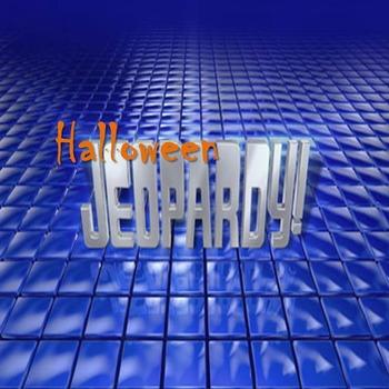 Halloween Jeopardy for High School