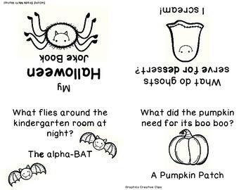 Halloween Joke Book