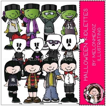 Melonheadz: Halloween clip art - Kidlettes