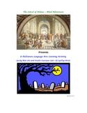 Halloween Language Arts Mad Lib