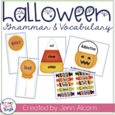 Halloween Language Activities for Speech Therapy!