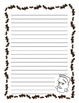 Halloween Lined Paper Pack
