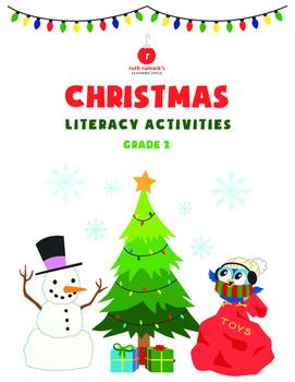 Second Grade Christmas Literacy Activities