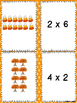 Multiplication Arrays - Matching Activity