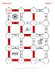 Halloween Math: 2-Digit and 1-Digit Subtraction Maze