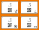Halloween Math: 2-Digit and 1-Digit Subtraction QR Code Ta