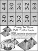 Halloween Math Activities: Mummy Halloween Ten Frames Math