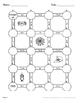 Halloween Math: Combining Like Terms Maze