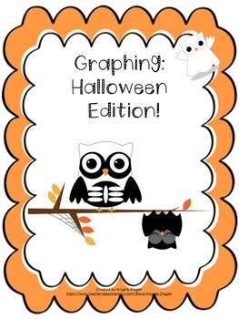 Halloween Math - Graphing