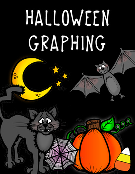 Halloween Math Graphing - Comparing Numbers to Ten