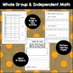 Halloween Math & Literacy Centers {Differentiated CCSS Act