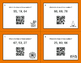Halloween Math: Mean QR Code Task Cards