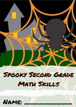 Halloween Math Packet: Spooky Second Grade Skills