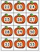 Halloween Math First Grade Number Sense