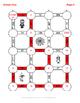 Halloween Math: Subtracting Three 3-Digit Subtraction Maze