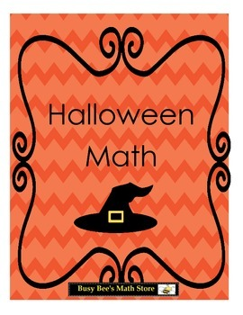 Halloween Math Task Cards - Addition/ Subtraction