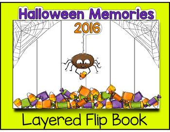 Halloween Memories Flip Book