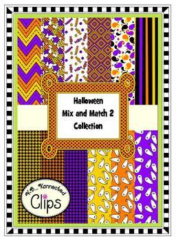 Halloween Mix & Match 2