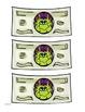 Halloween Monster Name Tags (PLUS Bonus Monster $$)