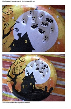 Halloween Movers and Shakers Addition Kit