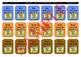 Halloween Multi Subject Printable Board Game Pack