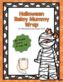 Halloween : Mummy Relays