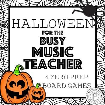 Halloween Music Game Bundle Vol. 2