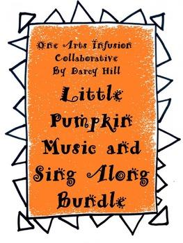 Little Pumpkin Halloween Music, Sing Along, & Rhyme and Dr