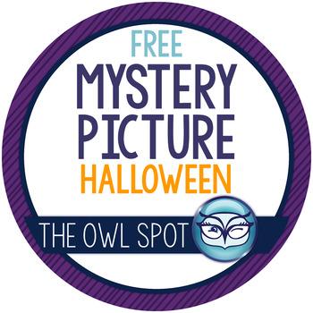 Halloween Mystery Picture Freebie