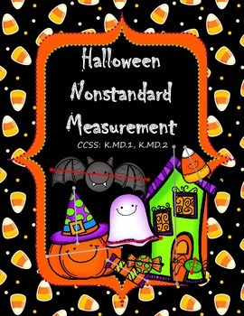 Halloween Nonstandard Measurement