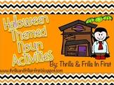 Halloween Noun Activities