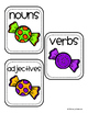 Halloween: Nouns / Verbs / Adjectives Sort