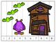 Halloween Number Strip Puzzles