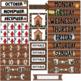 Halloween Numbers- October