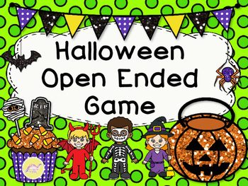 Halloween Open Ended Game