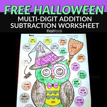 Halloween Coloring Pages 5th Grade In Addition Worksheet About ...