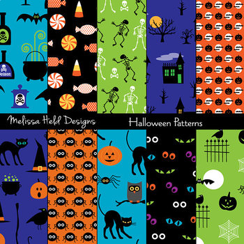 Halloween Patterns