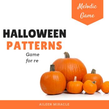 Halloween Patterns {Re}