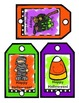 Halloween Pencil Toppers Classroom Gift Set!